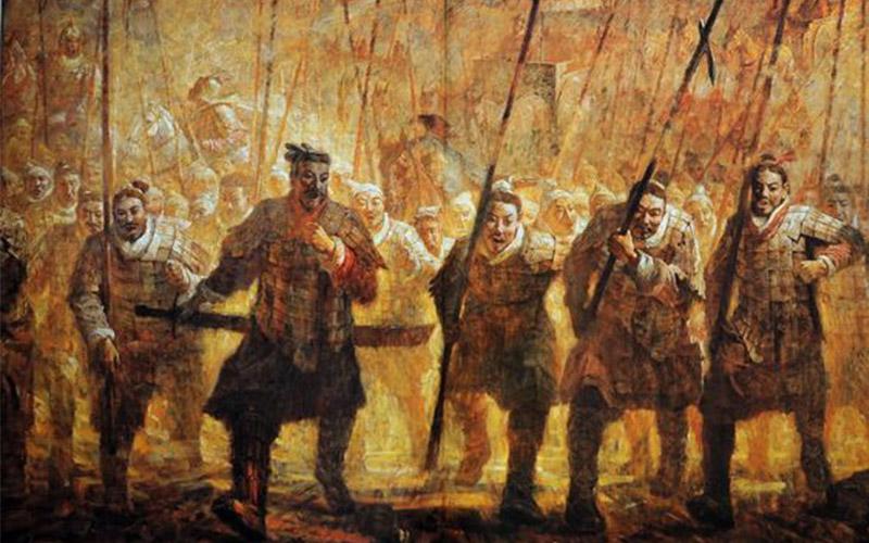 Pertempuran Changping, Pertempuran Berdarah yang menewaskan 600 ribu orang