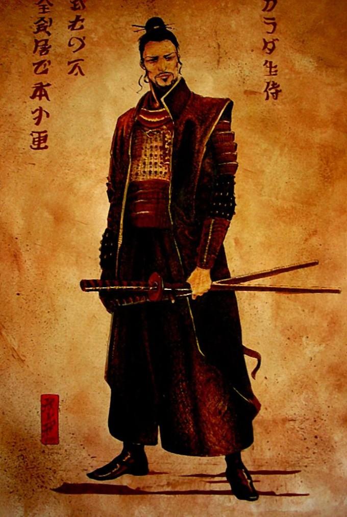 Miyamoto Musashi, Samurai Legendaris Pengguna Dua Pedang
